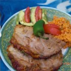 Betty's Pork Roast - Here's a spicy and succulent way to serve pork roast for a crowd.