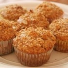 Easy Apple Cinnamon Muffins - An easy to make muffin recipe that will fill your kitchen with spicy goodness.