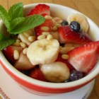 Photo of: Honey Lime Fruit Salad - Recipe of the Day