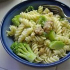 Broccoli and Sausage Cavatelli - Hot and spicy crowd pleaser!