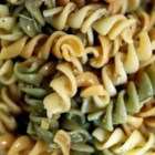 Rosemary Pasta in Roasted Garlic Sauce - My mother has been making this dish for as long as I can remember. Lots of rosemary and garlic - what more could you ask for?