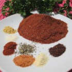 Mamaw's BBQ Rub - Use this recipe to season your beef, chicken, or pork before putting it on the grill for southern-style flavor.