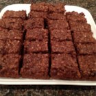 Breakfast Brownies - Bake oats, flax seed meal, and mashed bananas together to create a hearty, breakfast brownie perfect for all your family members.