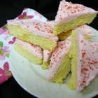 Sugar Cookie Bars - These sugar cookies are baked in one piece, frosted, and cut into bars. The basic ingredients are probably already on hand. Frost with your desired icing and decorate with sprinkles or colored sugars.