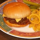 Grandma's Sloppy Joes - My grandma gave me this recipe last year. My co-workers are always asking me to make it for them. The ground cloves add that special flavor