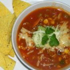 Photo of: Turkey Taco Soup - Recipe of the Day