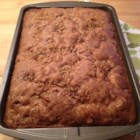 Grandma Moyer's Rhubarb and Strawberry Coffee Cake