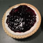 Banana Blueberry Pie - Light, easy and delicious.  A neighbor brought this recipe to me when I moved into my house 35 years ago and it has been a favorite ever since.