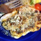 Herb Baked Catfish - Catfish fillets are coated with a tasty blend of herbs, and a simple lemon butter sauce is drizzled atop.