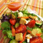 Grandma's French Dressing - This classic salad dressing can be ready in minutes with a few ingredients you probably already have in your refrigerator or pantry.