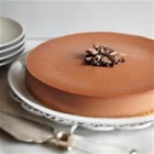 Double Chocolate Cheesecake - Cocoa and chocolate chips bring lots of chocolate to this creamy, delicious cheesecake.