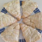 Amazing Lemon Scones