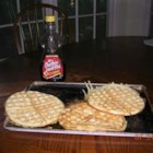 World's Best Waffles - Light, airy waffles - a real treat!