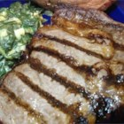 Bourbon Street Rib-Eye Steak
