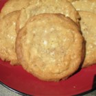 Cinnamon White Chocolate Cookies - White chocolate chunk cookies with a hint of cinnamon will be a crowd-pleasing treat for any occasion.