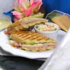Classic Cuban Midnight (Medianoche) Sandwich - This is one of the more famous sandwiches straight out of the island of Cuba. This recipe came from my uncle who used to work at a restaurant in Pinar del Rio, Cuba and now works at a Cuban cafeteria here in Miami. This sandwich is best served with fried plantain chips and a cold mamey milkshake!
