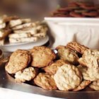 Jen's Almond Cardamom Cookies - This moist cookie has delicious a almond taste with a kick of cardamom - dreamy!