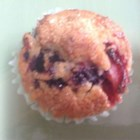 Strawberry-Blueberry Muffins - Strawberry-blueberry muffins are a festive treat to serve at summer picnics that they whole family and neighborhood will enjoy.