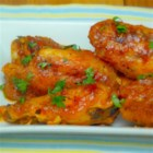 HERDEZ(R) Sweet Chipotle Chili Lime Chicken Wings - Smoky, sweet and tangy wings are sure to please everyone in the house!