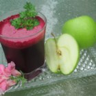 Breakfast Zinger Juice - This is a delicious, cleansing juice uses lemons, beets, carrots, and apples. It is a great way to kick start your day, while getting necessary vitamins.
