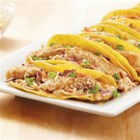 KRAFT RECIPE MAKERS Asian Fish Tacos - With prepared Asian Ginger Baking Sauce and Creamy Teriyaki Finishing Sauce, you can have flavor-packed Asian-inspired fish tacos on the table in about half an hour.
