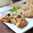 Blueberry Oatmeal Cookies - Dried blueberries deliver a new twist on the traditional oatmeal cookie recipe.
