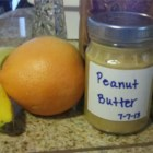 Amber's Peanut Butter - Make your own peanut butter at home using your food processor. This has a great natural peanut flavor that peanut butter lovers are sure to enjoy. If using unsalted peanuts, you may want to add some salt.