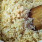 Easy Oven Brown Rice - Boiling water, a little butter, and salt are all you need for perfect fluffy brown rice.