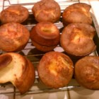 Chef John's Popovers  - They're crusty on the outside and tender on the inside.  Popovers are a fun and flavorful dinner roll to add to the holiday table.