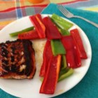 Pan-Fried Wild Salmon - This is a simple way to prepare tasty wild salmon!