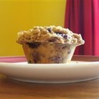 Jordan Marsh Style Blueberry Muffins