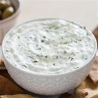Greek Dip from Hidden Valley(R) - Get creative and add your own twist to this Greek dip--try it with non-fat Greek yogurt for a lighter treat.