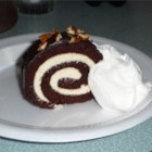 Chocolate Roll I - This is a chocolate roll that you will get many raves about.  Keep this recipe handy because I am afraid you will be asked for it.  This is a great cake for having guests over for dinner. You must follow step by step, no shortcuts for success.