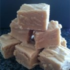 Peanut Butter Fudge - Evaporated milk, peanut butter and marshmallow creme are the signature ingredients in this fudge.