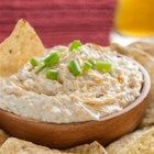 Beer Cheese Dip from Hidden Valley(R) - This creamy, cheesy dip with a hint of beer is great with chips, pretzels, and chopped fresh veggies.