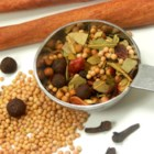 Homemade Pickling Spice - Mix up a tasty blend of spices and seasonings to make your own pickling spice mixture.