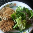 Paleo Maryland Crab Cakes  - A paleo version of Maryland crab cakes uses almond flour for the breading.