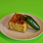 Jalapeno Corn Bread - This cornbread is spiked with fresh jalapeno pepper for a kickin' version of an American favorite quick bread.