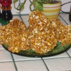 Grandpa's Popcorn Balls - Great, Great Grandpa Apell had a huge farm in Illinois with prize-winning corn.  He made Popcorn Balls for all the Grandkids at Christmastime. He lived to be 106 and claimed workin' the farm and eatin' corn was the secret! This recipe is delicious!