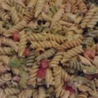 Fruit Pasta Salad