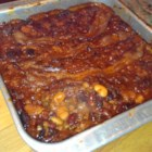 Ultimate Baked Beans - This tantalizing, multi-bean dish has onion, bacon, ketchup, mustard and Worcestershire sauce. It's great served steaming hot.  Enjoy!