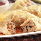 Asian Pork Wontons from Hatfield(R) - For a tasty appetizer or a main dish, these pork wontons are full of delicious Asian-inspired flavors.