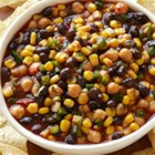 Confetti Corn and Bean Salsa with Jalapeno - Here's a spicy black bean and corn salsa that's loaded with fresh flavors and texture.