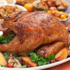 Brined and Roasted Whole Turkey - No dish has more riding on its success than the holiday turkey. Brining locks in a turkey's natural juices, so it won't dry out during the roasting process, ensuring the perfect centerpiece for a flavorful feast.