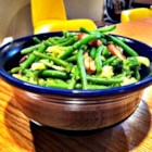 Quick Cajun Vegetables - Broccoli, green beans, mushrooms, and baby corn become a snappy side dish with a generous spoonful of Cajun seasoning.