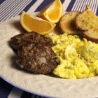 Homemade Paleo-Style Breakfast Sausage - This paleo-style breakfast sausage is loaded with herbs and spices and can be made with whichever type of ground meat you prefer.