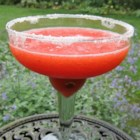 Classic Frozen Strawberry Margarita - A refreshing strawberry-flavored variation on a classic frozen margarita.