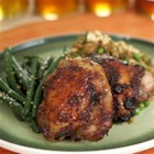 Honey Five-Spiced Thighs - Honey provides balance to any dish, complementing and enhancing a variety of flavors. These chicken thighs are the perfect combination of sweet and spicy.