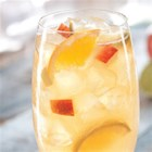 White Honey Sangria - Sweeten up this summertime libation with honey. The honey simple syrup will surely become a liquor cabinet staple. Easy to make and delicious to drink, it's a win, win.