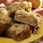 Caramel Pear Crumble - The combination of caramel and pears make this easy treat irresistible.